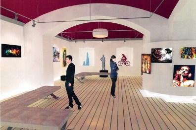 """Lugoj Expres Modernizarea Galeriei """"Pro Arte""""! Lucrări în valoare de 1,4 milioane de lei reabilitare proiect modernizare lucrări investiție Galeria Pro Arte"""