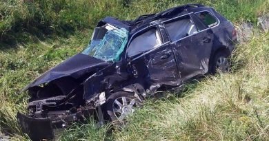Lugoj Expres Autoturism spulberat de un TIR, pe centura Lugojului. Trei copii și o femeie, transportați la spital victime vătămare corporală trei copii răniți TIR șoferiță răniți patru persoane rănite Lugoj centura Lugojului autoturism accident centură accident
