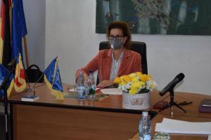 Lugoj Expres Claudiu Buciu investire primar Lugoj 8