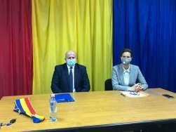 Lugoj Expres Marcel Avram și-a început cel de-al patrulea mandat de primar al orașului Făget Timiș primar performant primar liberal primar Făget PNL Marcel Avram învestire primar învestire Făget Consiliul Local Făget ceremonie