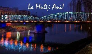 Lugoj Expres Primăria Municipiului Lugoj vă urează sărbători fericite!