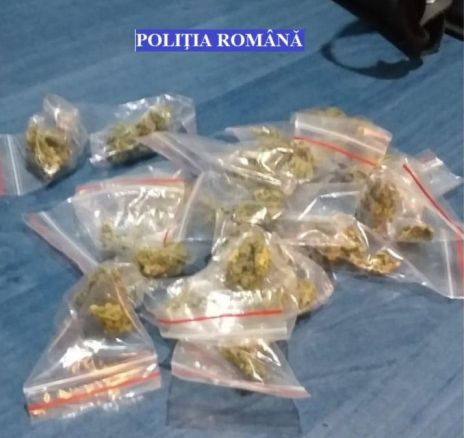 Lugoj Expres Tânăr prins drogat la volan și cu pliculețe cu cannabis în mașină tânăr substanțe psohoactive Polițiști Lugoj drogat la volan dosar penal Criciova control