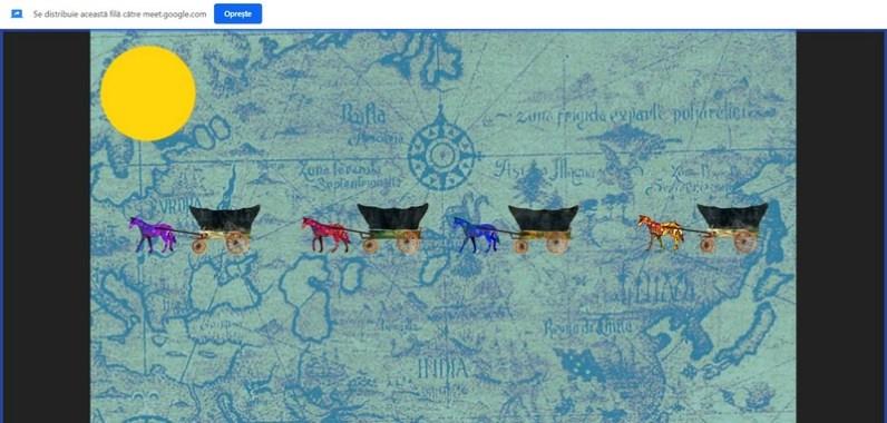"""Lugoj Expres Ziua dezrobirii romilor, marcată de elevii de la HasdEU ziua dezrobirii romilor romi moment istoric Lugoj Liceul Teoretic """"Iulia Hasdeu"""" Lugoj elevi dezrobirea romilor"""