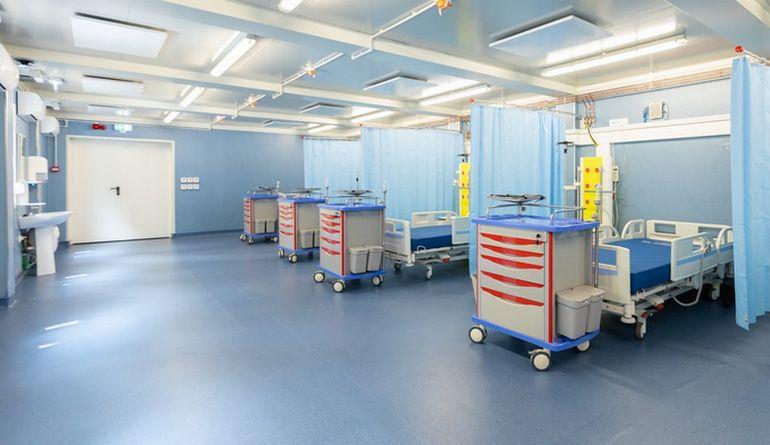 Lugoj Expres Primăria Lugoj vrea finanțare pentru construirea unui spital modular ATI pentru pacienții cu COVID-19 terapie intensivă spital modular Lugoj spital modular proiect Programul Operațional Infrastructură Mare primăria lugoj pacienții cu COVID-19 Lugoj finanțare criza sanitară Claudiu Buciu aparatură medicală