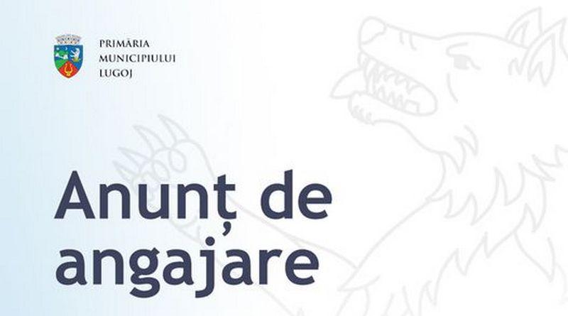 Lugoj Expres Municipiul Lugoj organizează concurs pentru Consilier achiziții publice Primăria Municipiului Lugoj municipiul Lugoj consilier concurs Compartiment licitații și achiziții publice anunț Primăria Lugoj