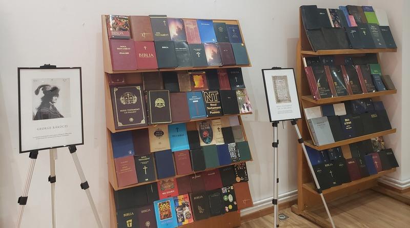 Lugoj Expres Muzeul Bibliei se deschide la Lugoj Muzeul Bibliei Lugoj Muzeul Bibliei Ionel Tuțac expoziție Lugoj expoziție colecție Casa Bredicenilor Asociația Renașterea Familiei