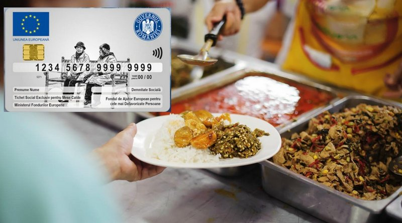 Lugoj Expres Vești pentru persoanele defavorizate, beneficiare de mese calde: s-au virat banii pe cardurile - tichete sociale tichete sociale Programul Operațional pentru Ajutorarea Persoanelor Dezavantajate POAD persoane defavorizate Lugoj persoane defavorizate mese calde Lugoj indemnizația socială DASC Lugoj banii pe carduri