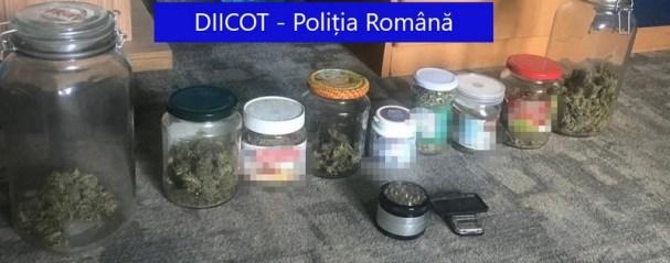 Lugoj Expres Tânăr din zona Făgetului, arestat preventiv pentru trafic de droguri zona Făgetului trafic de droguri Timiș tânăr percheziție infracțiune Făget droguri de risc DIICOT cannabbis arestat preventiv