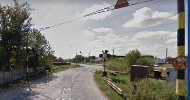 Lugoj Expres Circulație închisă, pe DJ 584, la ieșirea din Lugoj trecerea de cale ferată șoferi reabilitare Lugoj lucrări drumul Oloșagului DJ 584 circulație închisă circulația rutieră atenție