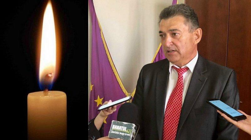 Lugoj Expres Doliu, la Făget! A murit fostul viceprimar al orașului viceprimar Vasile Sita Marcel Avram Făget doliu administrația locală