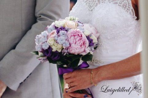 Pruudikimp, pulmad