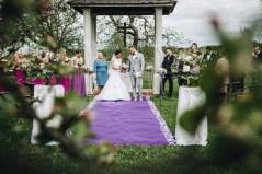 Laitse Graniitvillas registreerimine, pulmadekoratsioonid