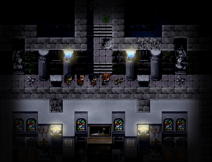 reCO1 Mausoleum Catacombs