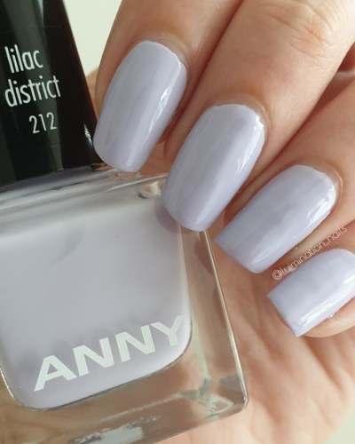 anny lilac district