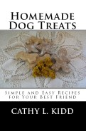 Dog Treats Front Cover