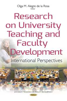 Research on University Teaching 978-1-53610-884-2