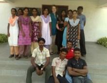 English Workshops for Tamil-speaking Teachers