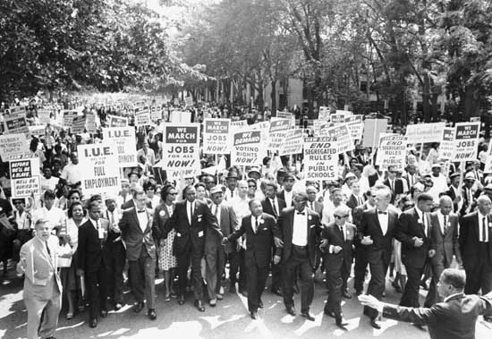 American Civil Rights Timeline