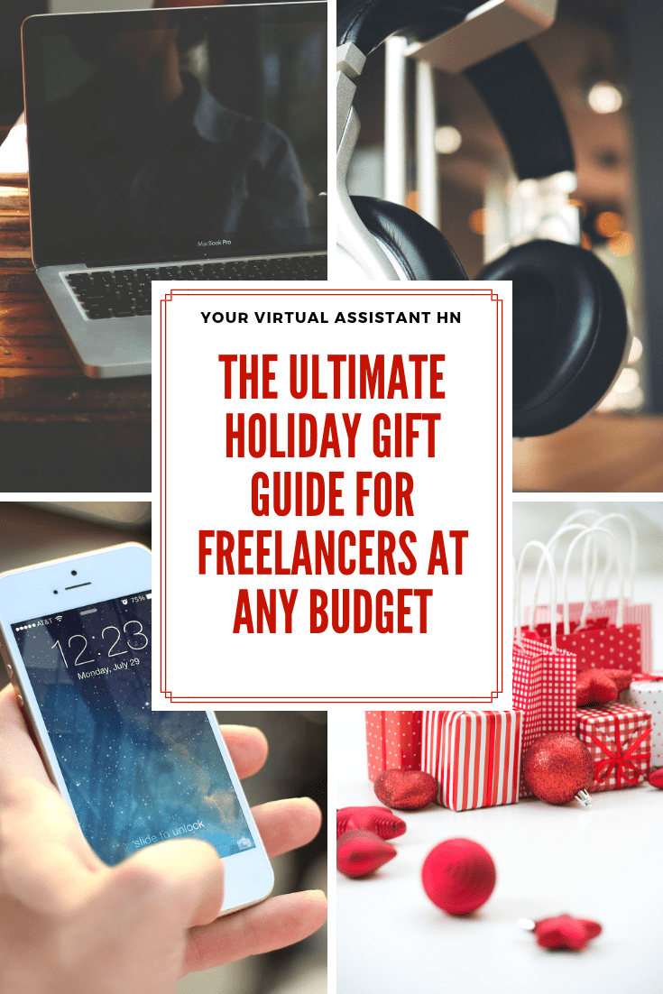 The Ultimate Holiday Gift Guide for Freelancers At Any Budget - If your best friend, other half or one of your family members work from home, this list will come in handy as the ultimate holiday gift for freelancers. Furthermore, if you happen to work remotely, you could send it to your contacts for some inspiration. Join us and discover the gifts that any freelancer dreams of this Christmas!