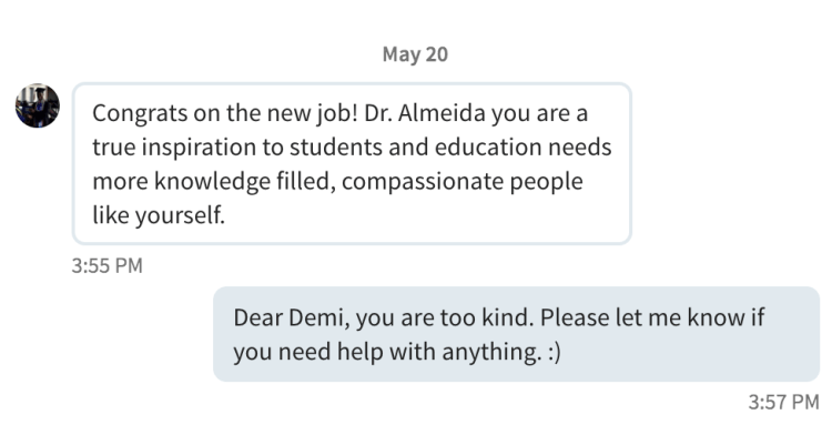 Student Currently Pursuing a PhD at the University of Pennsylvania.