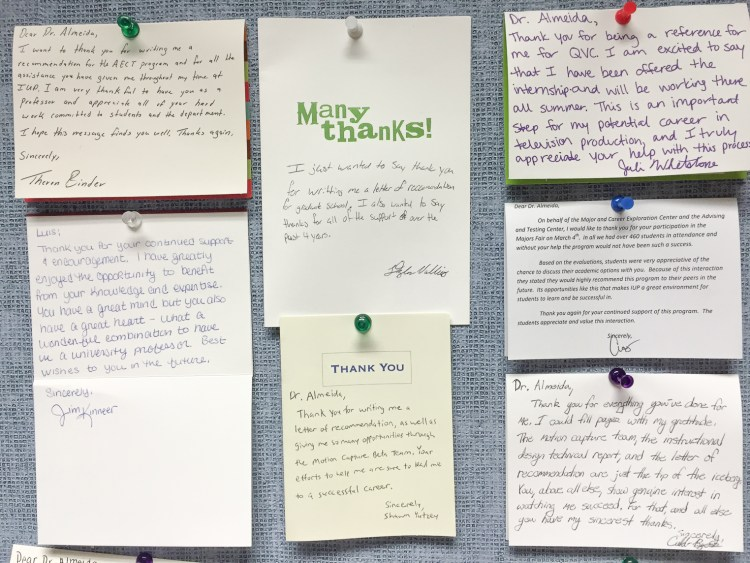 Testimonials From Students