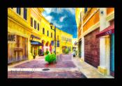 Ridgeland, MS Five Artistic Eras In One Frame