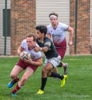 Lee University Rugby: Last Game Of The Season