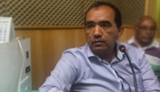 prefeito Francisco Antonio Silva