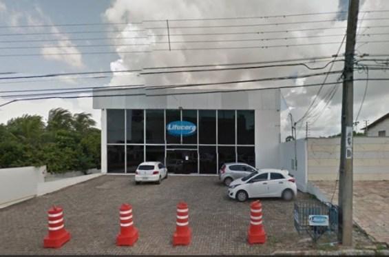 Sede da empresa Litucera contratada pelo Instituto Corpore
