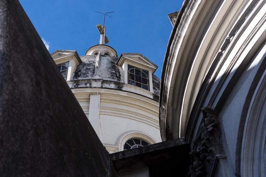 Cúpulas de la Catedral de Quetzaltenango