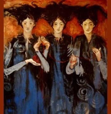 Las tres furias