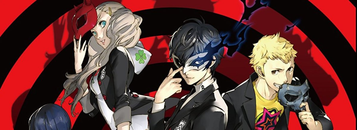 Persona 5 and the Integration of the Shadow
