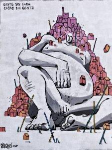 Graffiti by Pincho