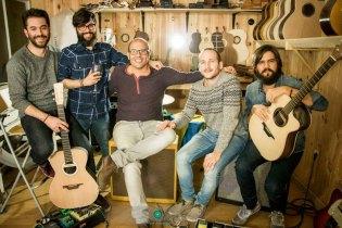 Luis Guerrero Spanish Acoustic Guitars - Lovers - Viva Suecia