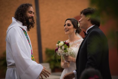 Wedding Ceremony by Luis Ibarra Wedding Photographer in Mex