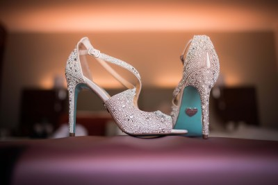 Shoes Getting Ready by Luis Ibarra Wedding Photographer in Mexico