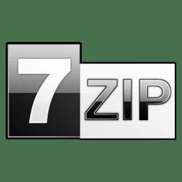 7-Zip comprimir carpeta