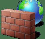 que es Firewall de Windows logo png