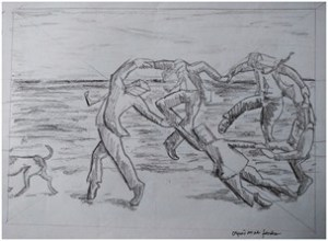 El baile de las hienas