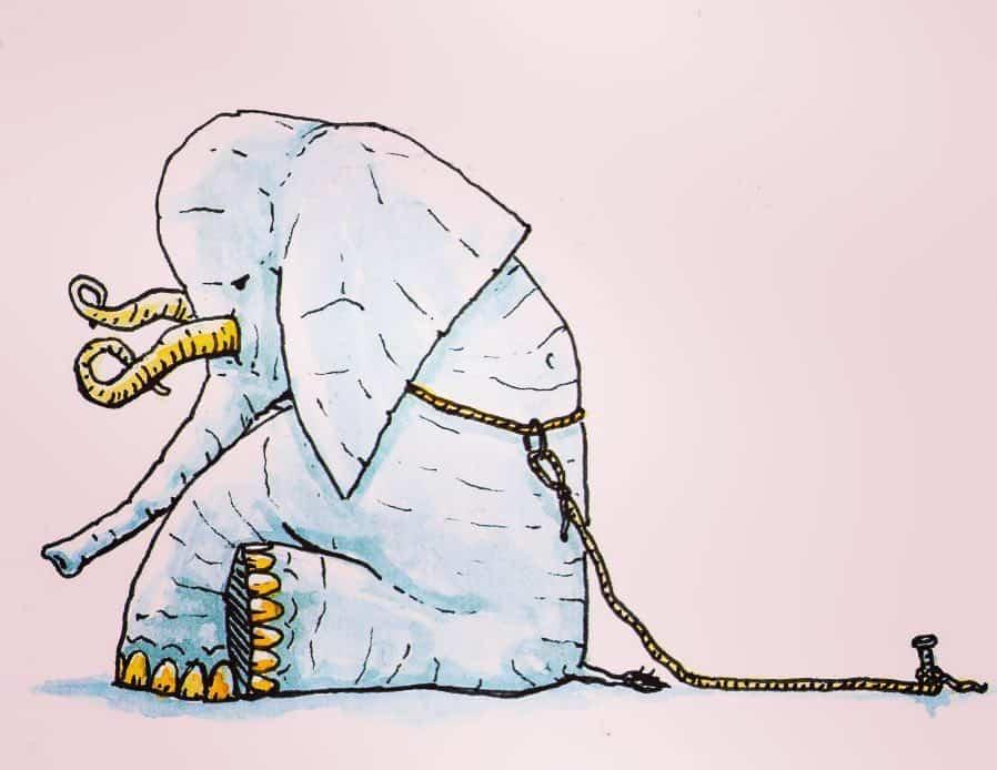 Porqué nos hundimos en el sufrimiento: La indefensión aprendida
