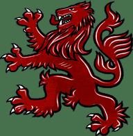 El león es una figura muy presente en los escudos de armas de Inglaterra. Decir que durante el viaje no paramos de ver este símbolo. Por cierto, el coche que alquilamos era un peugeot, cuyo símbolo es también un león