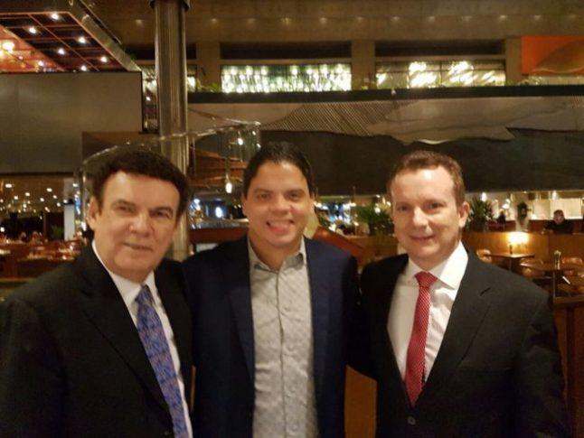 Campos Machado, Luciano Genésio e Celso Russomanno