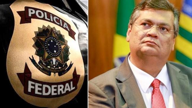 Governador Flávio Dino faz grave acusação contra a PF no Maranhão
