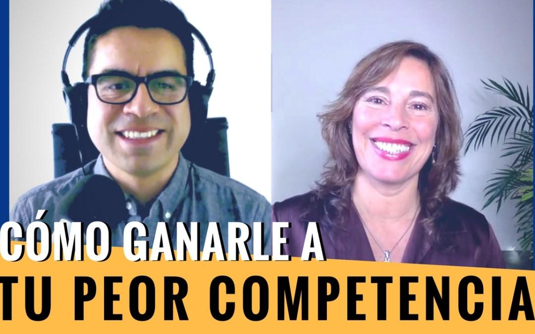 Tu peor competencia en los negocios y cómo ganarle.