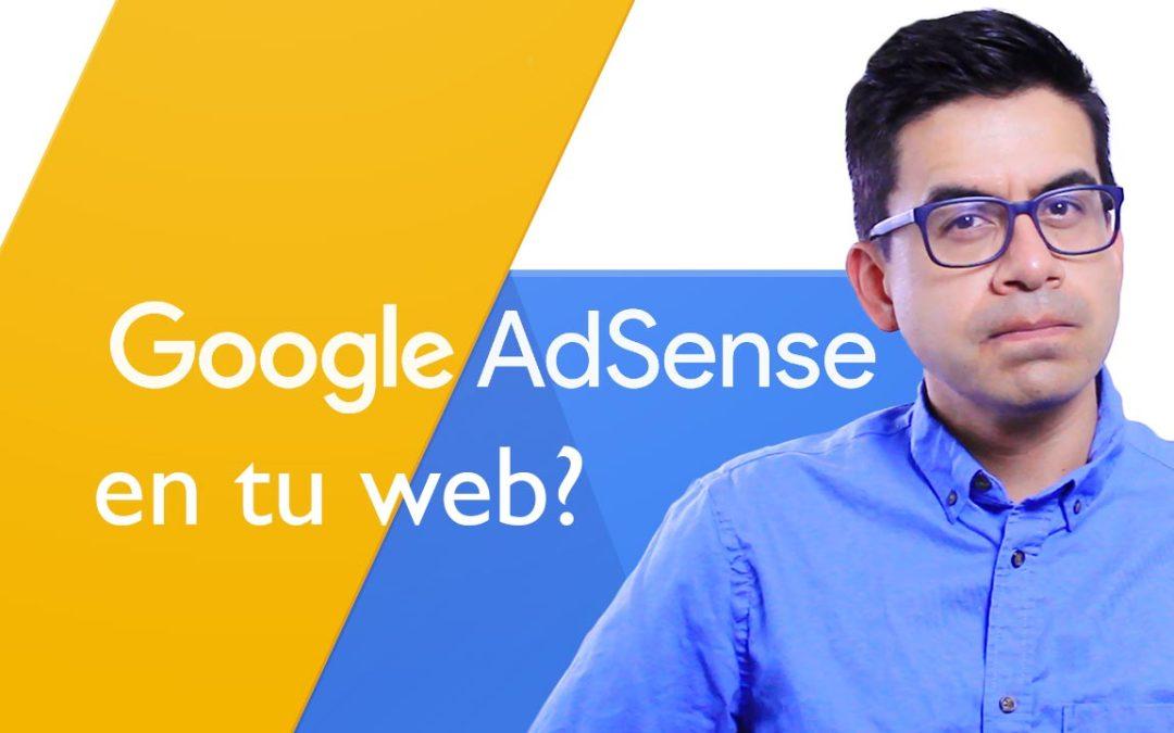 Ganar Dinero con AdSense puede no ser conveniente en tu web
