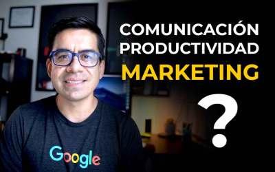 Herramienta indispensable para tu negocio – Comunicación, Productividad, Marketing, Organización