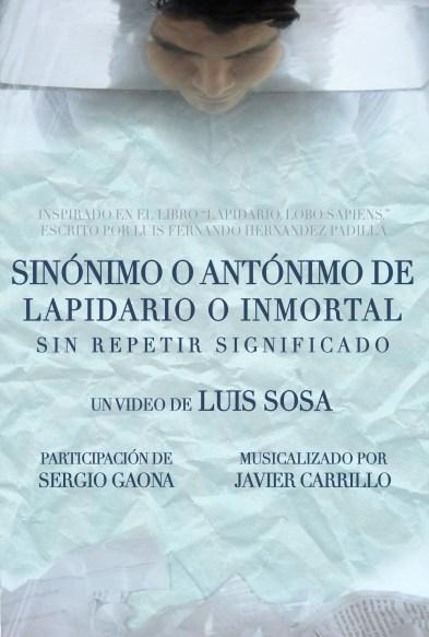Lobo sapiens poster 4