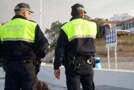 POLICÍA LOCAL. 4 PLAZAS EN LA PUEBLA DEL RÍO (SEVILLA)