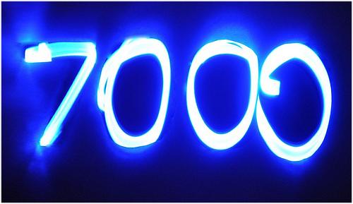 MAS DE 7000 PLAZAS