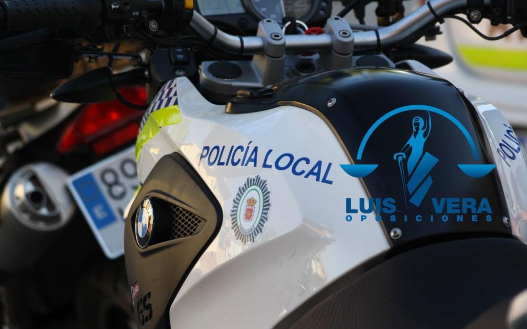 POLICÍA LOCAL. 315 PLAZAS EN MADRID.